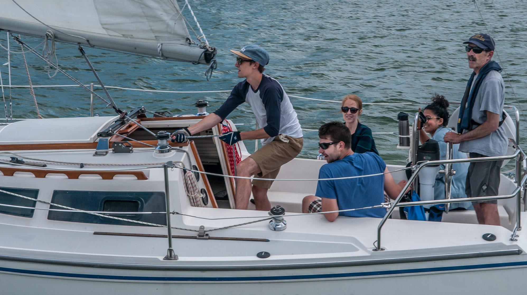 Great Lakes Sailing School